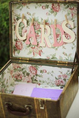 ideas for high school senior grad party decoration card holder