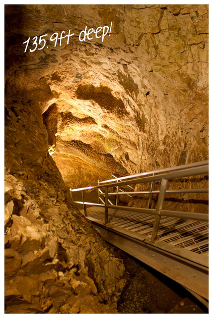 Sitting Bull Crystal Caverns by Laine Torres Photography