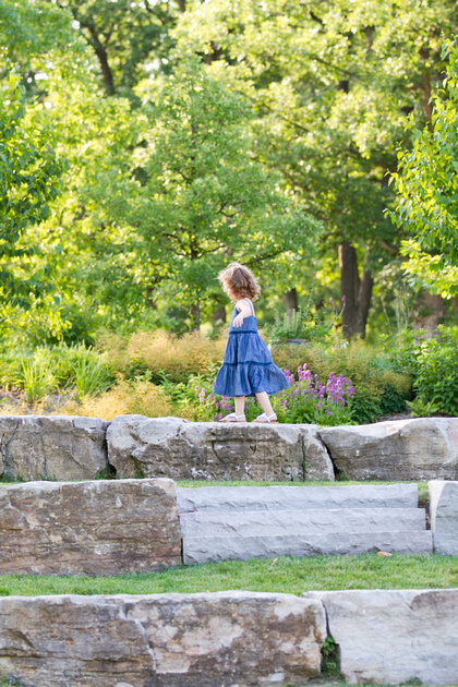 Fun Kids Photo Session with Kenzie in New Brighton by Laine Torres Photography - Minneapolis Boutique Photographer