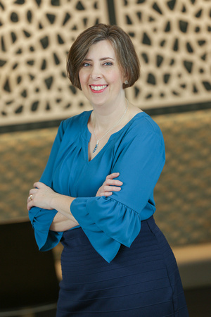 Deb Brown, owner and gift guru of Touch Your Client's Heart