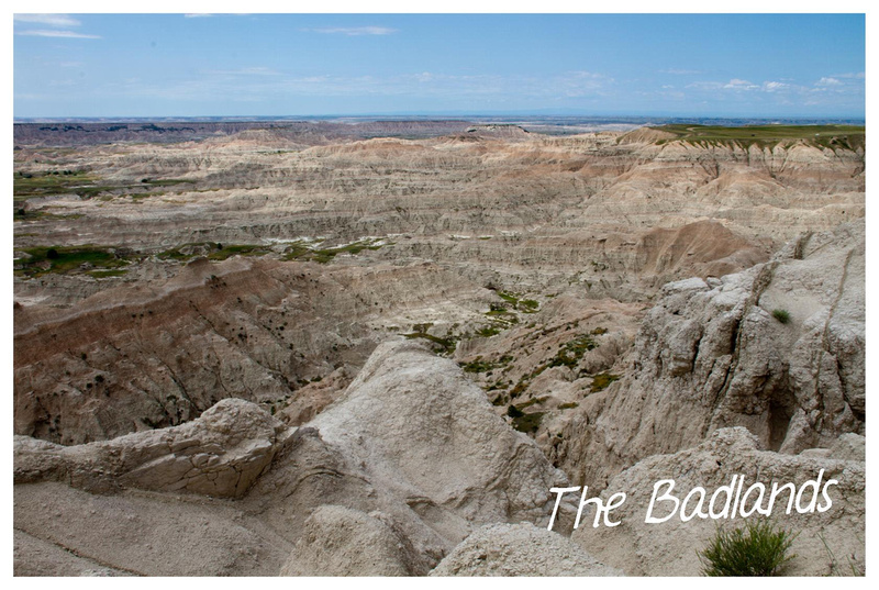 The Badlands by Laine Torres Photography