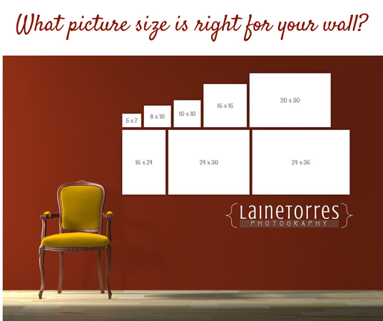 How to Choose the Right Picture Size for Your Wall